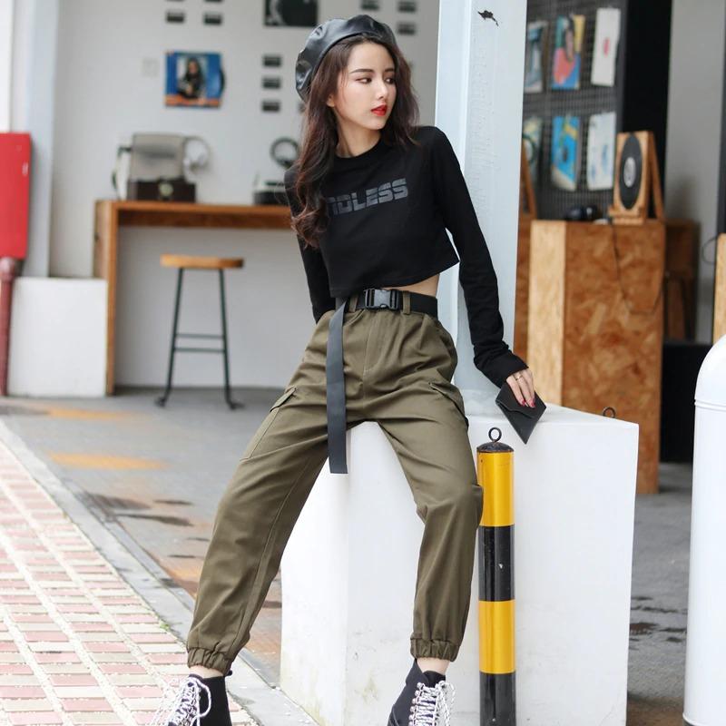 pantalones urbanos mujer